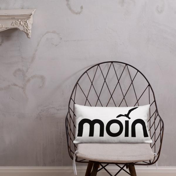 Kissen Moin - 20×12