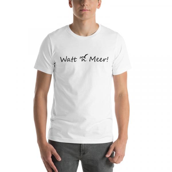 Unisex T-Shirt Watt 'n Meer Watt 'n datt